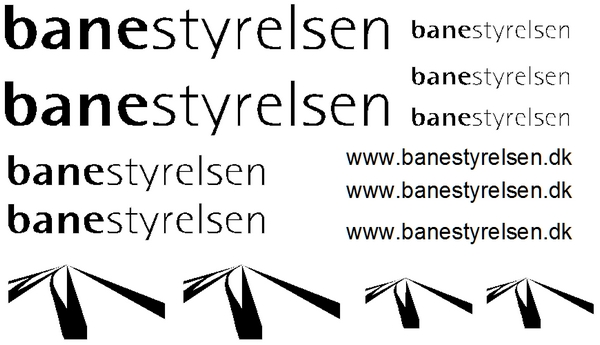 BaneStyrelsen - container